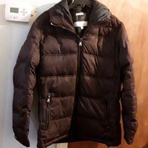 Heavy Weight Winter Coat, Size M